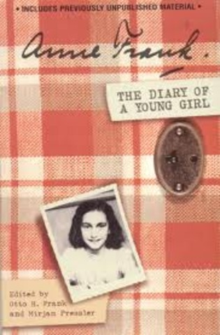 """Anne Frank """"The Diary of a young girl"""""""
