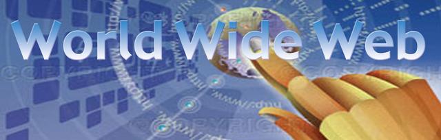 Creacion de WORLD WIDE WEB