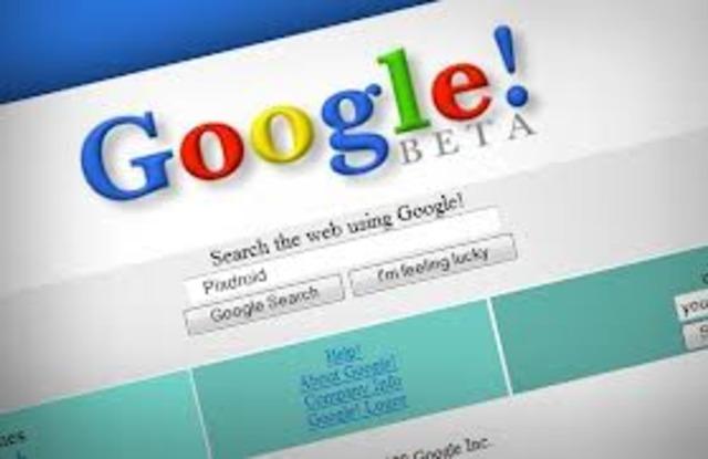 Comercio electronico y creacion de Google