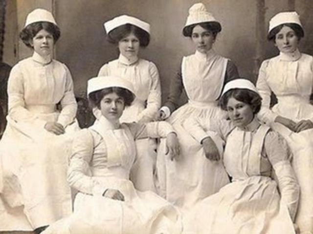 Introduccion de Enfermeras