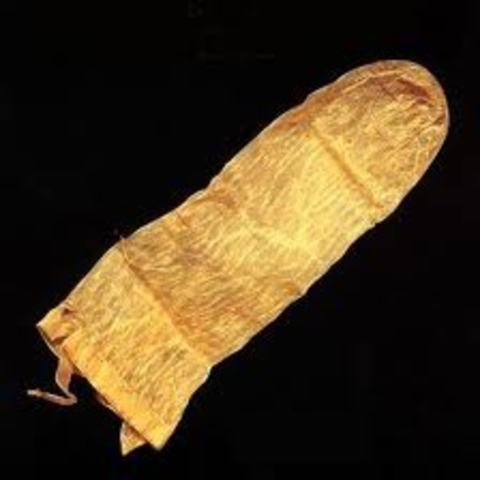 Linen Condom Invented