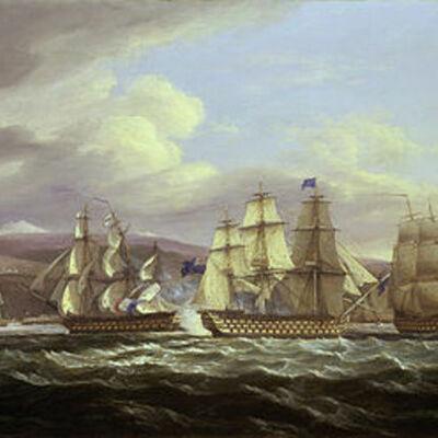 The Super Duper War of 1812 timeline