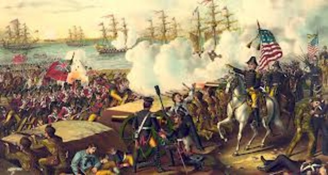 Battle of New Orleans (continued)