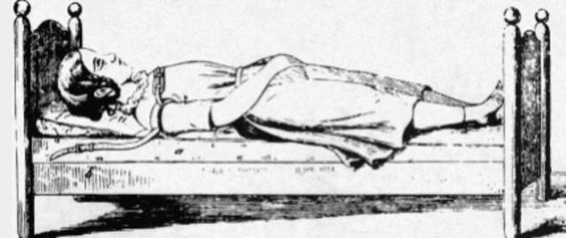 Child's Sleeping-Belt
