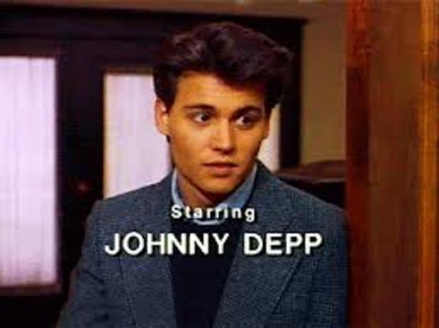 John Christopher Depp was born.