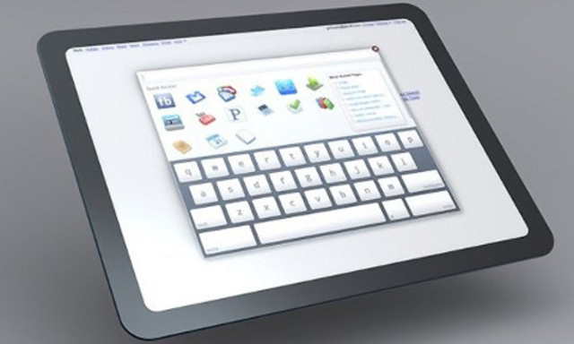 La Tableta de Google