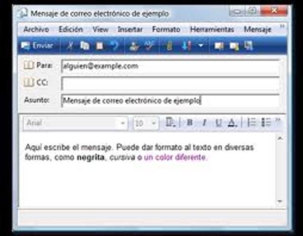 Creacion de un hardware de correo electronico