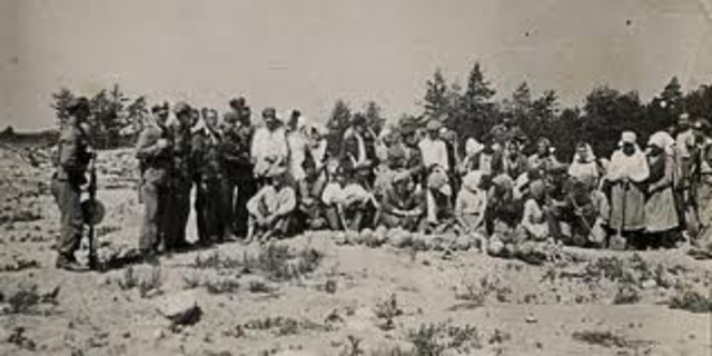 The French Vichy government revokes civil rights of French Jews in North Africa.