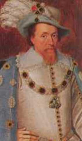 James VI Is Crowned King of Scotland