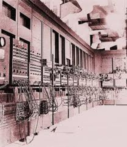 Se construye la ENIAC.