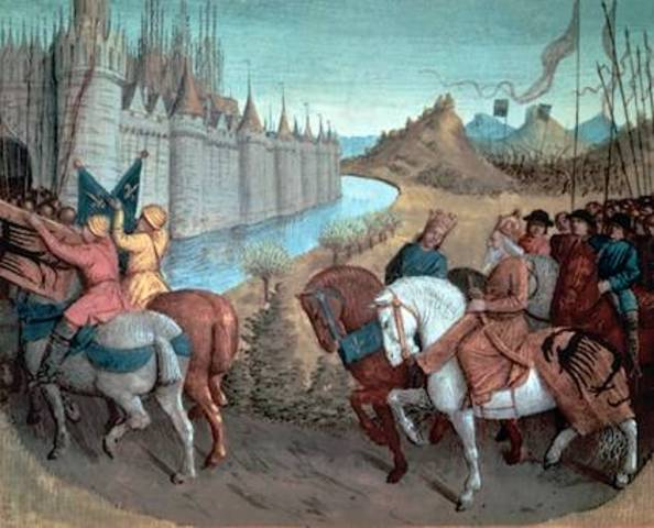 the second crusade
