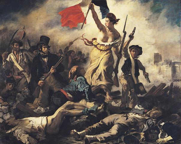 French Revolution Causes Closure of the Paris Bourse