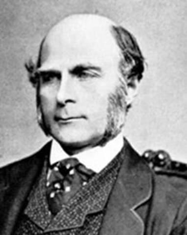 Galton publica su obra más importante