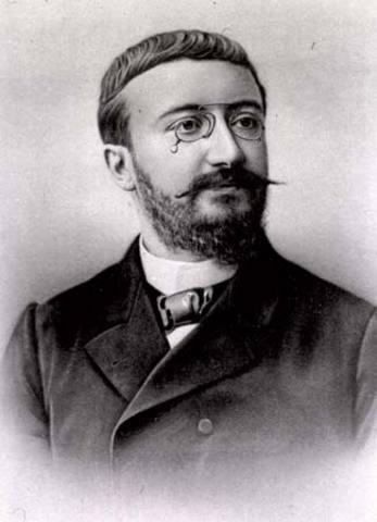 Alfred Binet traspasa el interés de las funciones sensoriales
