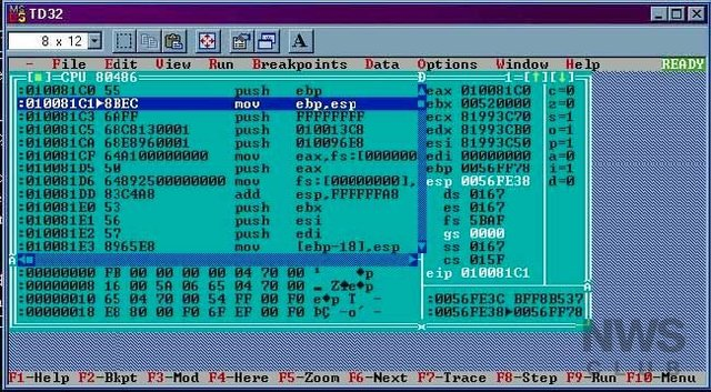 Lenguaje de programación de alto nivel FORTRAN.