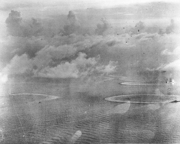 Battle of the Philippine Sea Begins