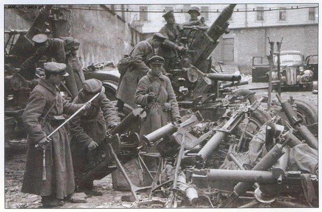 Soviet Invasion of Poland Begins