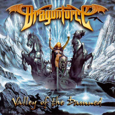 Dragonforce make Valley of the Damned