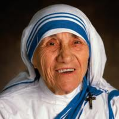 The Life of Mother Teresa timeline