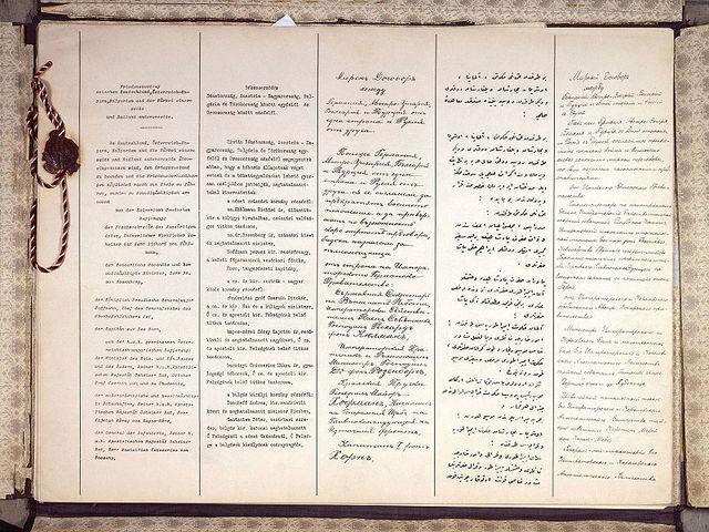 Treaties with Rome