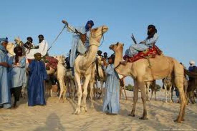 Berbers Attack