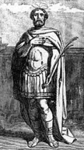 Gaiseric's Death and Succesion