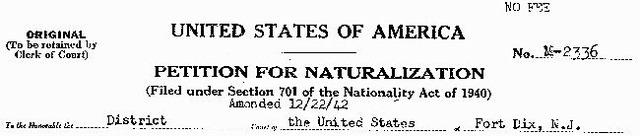 Nationality Act