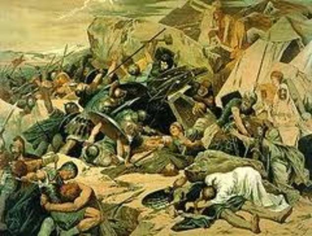 Battle of Tricamarum