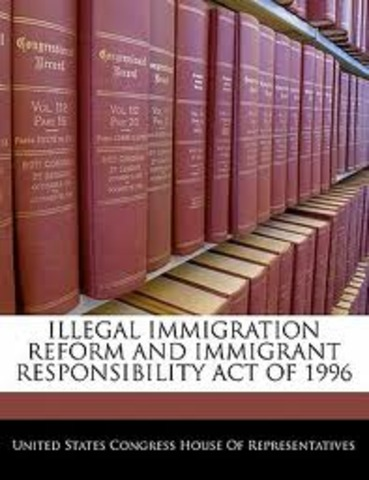 Illegal Immigration Reform and Immigrant Responsibility Act