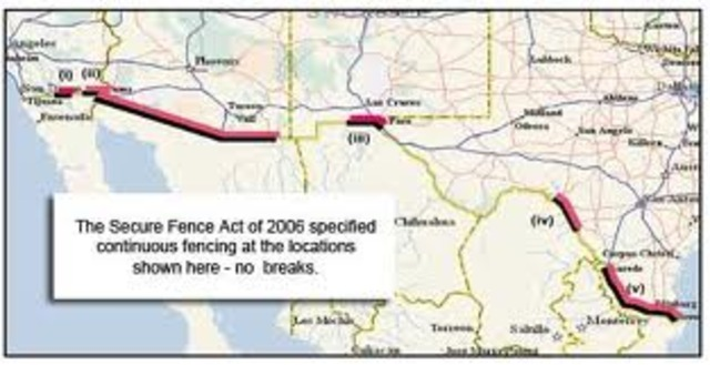 Secure Fence Act