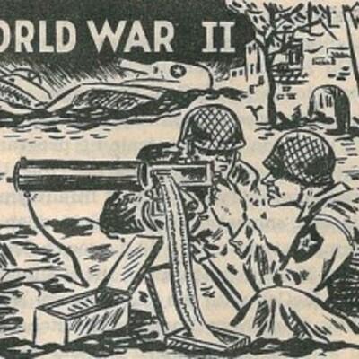 World War II 1939-1945 timeline
