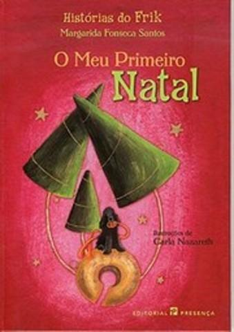 """Publicou """"O meu primeiro Natal: histórias do Frik"""""""
