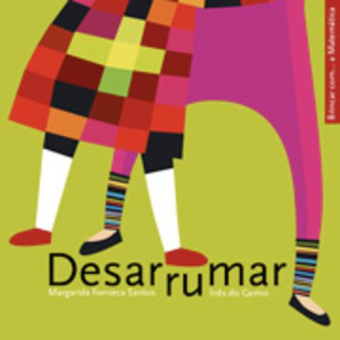 """Publicou """"Desarrumar"""" da Colecção Brincar com..., Com ilustrações de Inês do Carmo"""