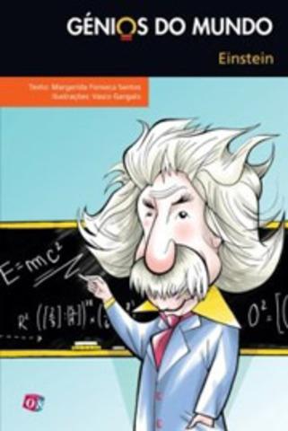 """Publicou """"Einstein"""", """"Beethoven"""", """"Marie Curie"""" e """"Pasteur"""", da Coleção """"Génios do Mundo"""""""