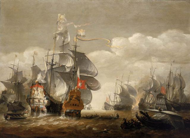 Second Anglo-Dutch War