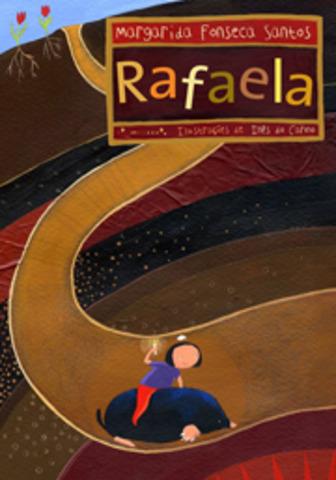 """Publicou """"Rafaela"""", com ilustrações de Inês do Carmo"""