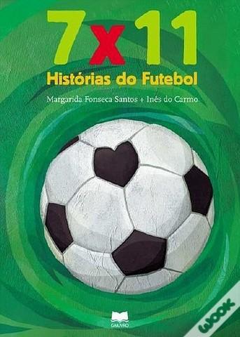 """Publicou """"7x11 - Histórias do Futebol"""""""