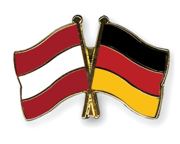 German Anschluss with Austria