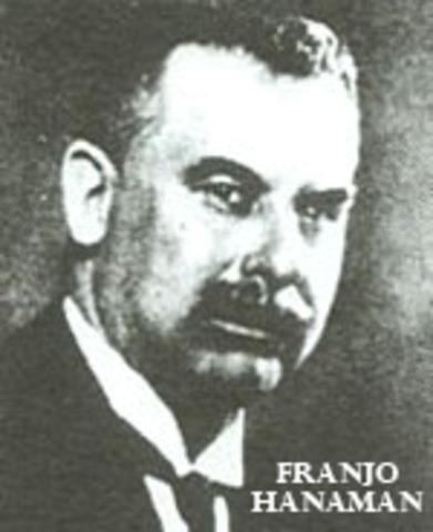Franjo Hanaman (1878-1941) &  Alexander Just (1874-1937)