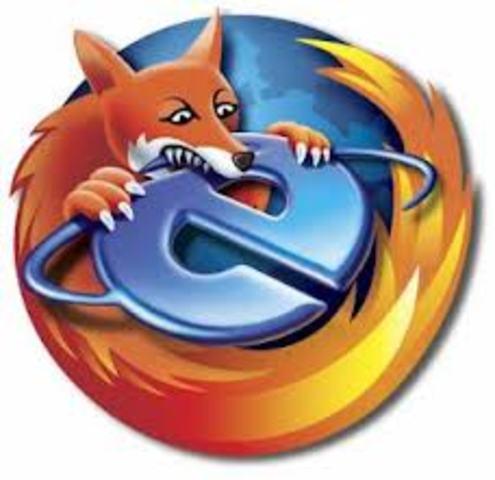 Nace Mozilla Firefox