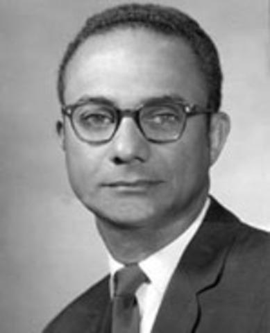 Frederick A. Mosby (1924- )