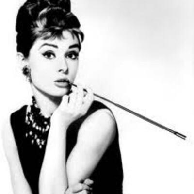 The Life of a Star- Audrey Hepburn timeline