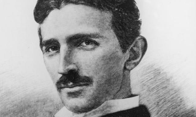 Nikola Tesla (1856-1943)