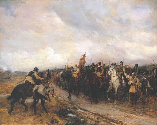 Second English Civil War