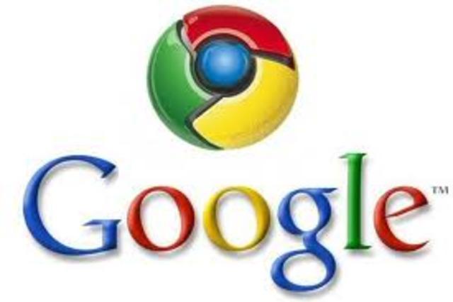 Lanzamiento del navegador Google Chrome