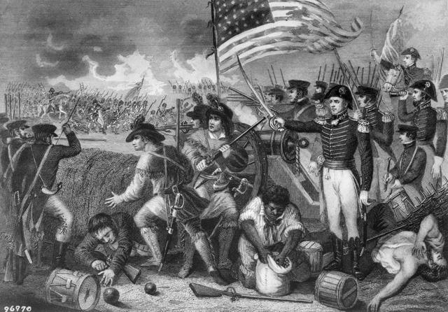 The Battle of Horshoe Bend