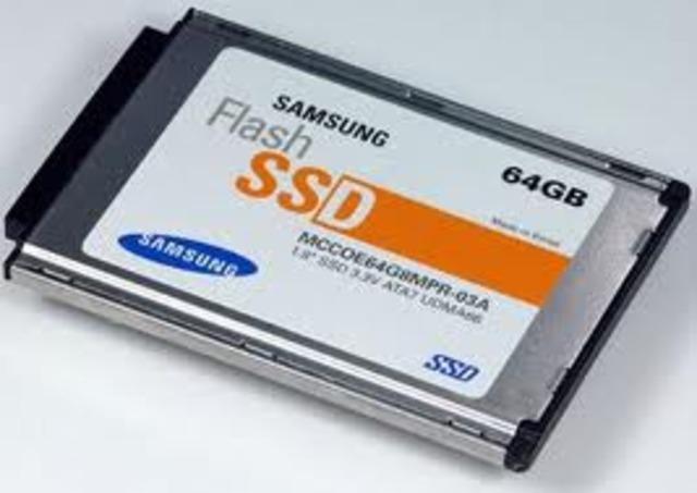 Memoria Nano de 64Gb