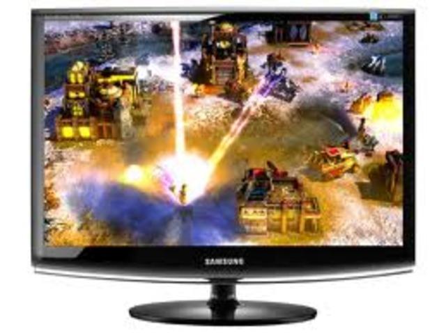 Monitor 3D de 120 Hz