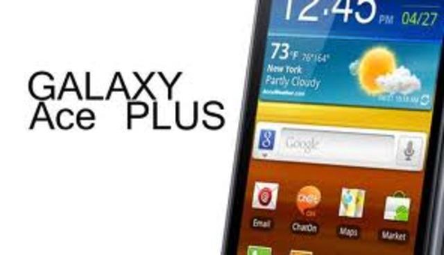 Samsung Galxy Ace Plus