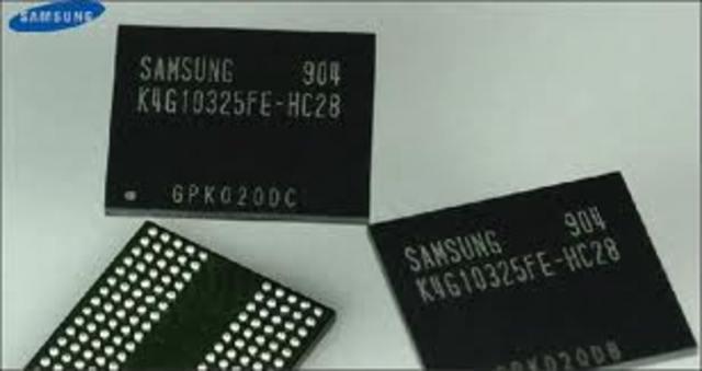 Chip Memoria grafica